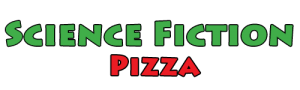 Science Fiction Pizza Logo