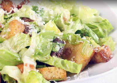 Science Fiction Caesar Salad